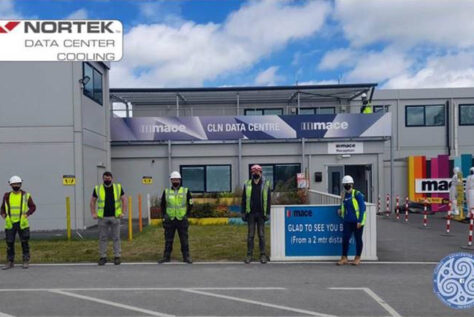 Nortek Data Center Cooling Ireland team